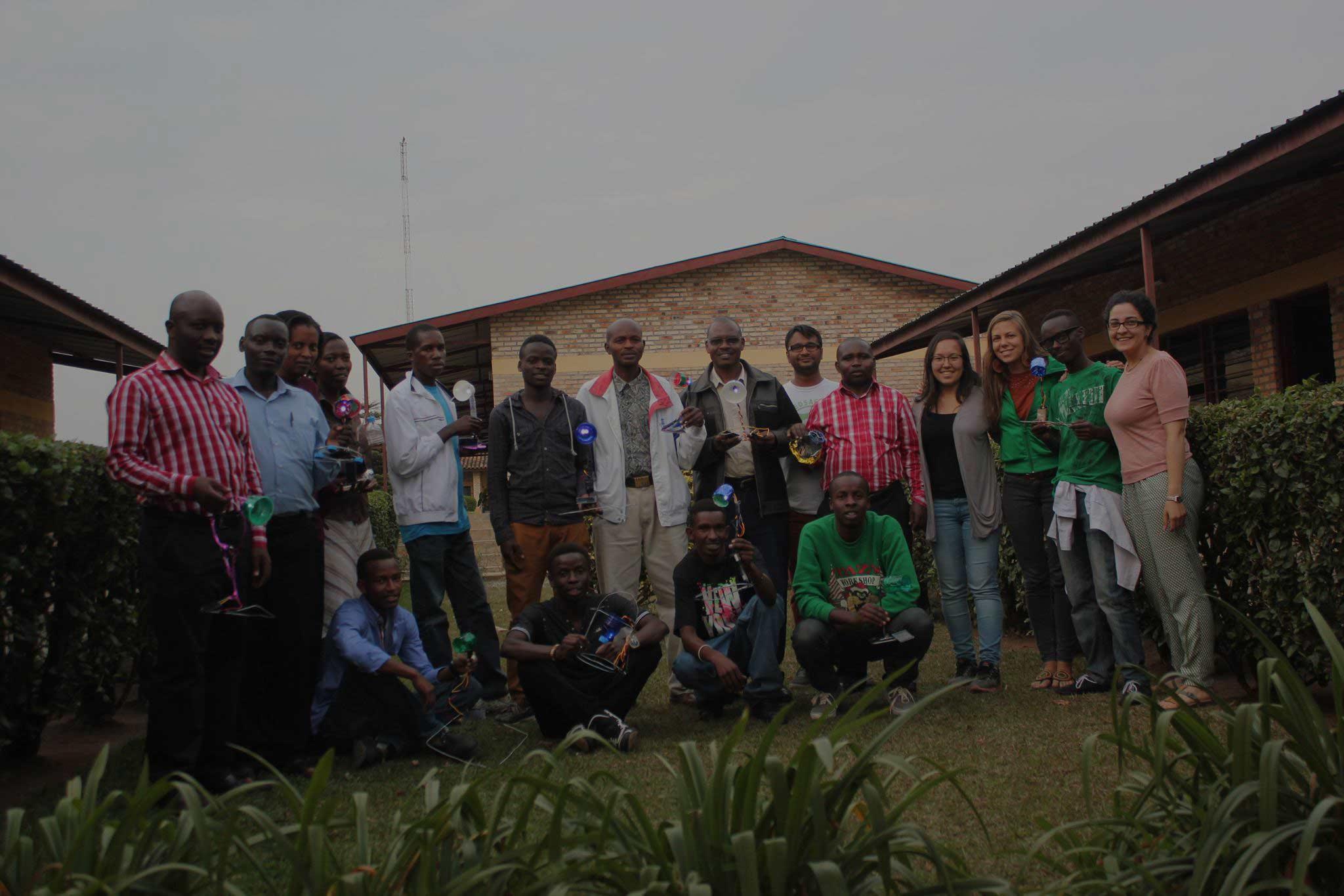 Banafsheh Abasahl Muhanga, Rwanda   August 2014