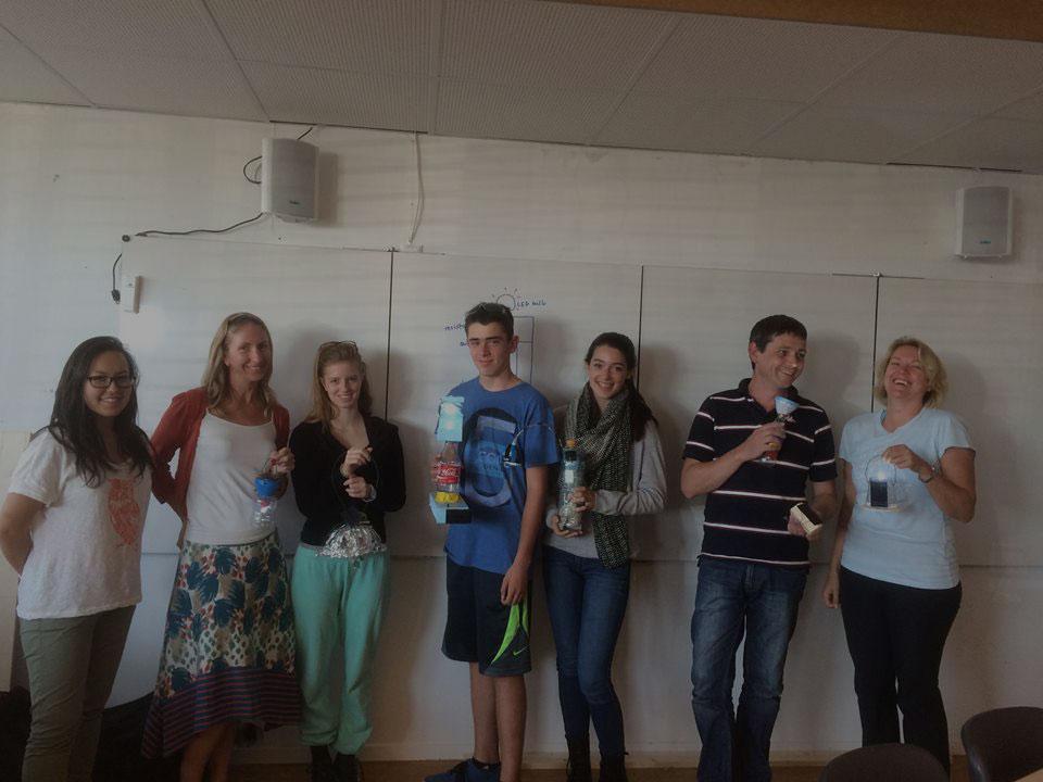 ISL, Switzerland   September 2014 with International School Of Lausanne